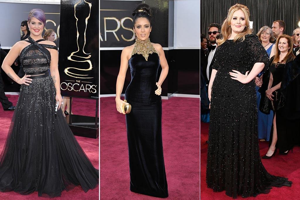 Oscar 2013. Premios y modelitos | La delgada línea rosa