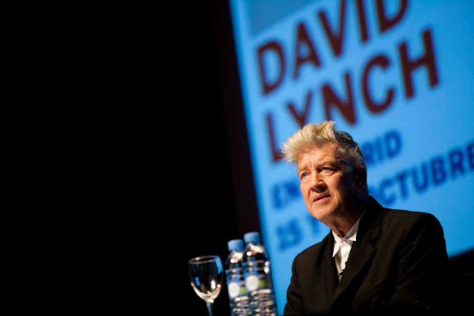 La conferencia trascendental de DavidLynch