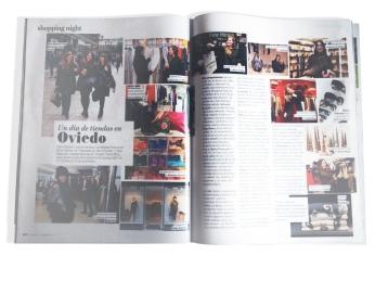 Un día de tiendas en Oviedo