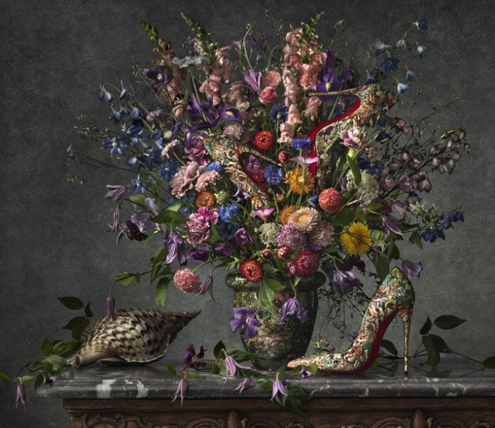1-Christian-Louboutin-SS14-Collection-Photographed-As-Impressionist-Art-by-Peter-Lippmann-yatzer