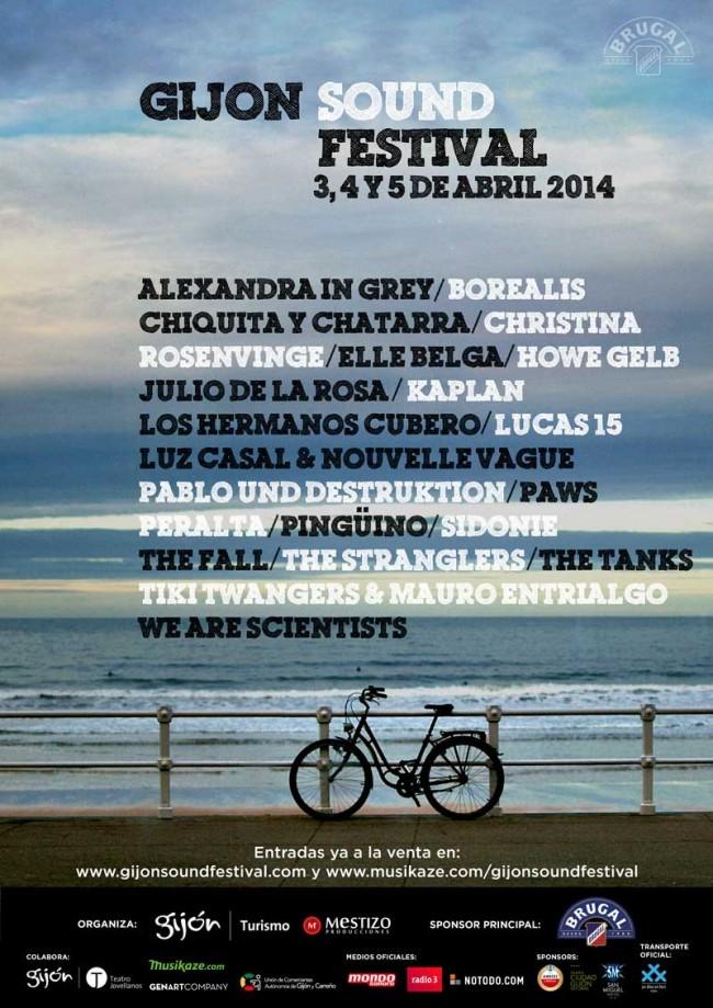 Cuenta atrás para Gijón SoundFestival