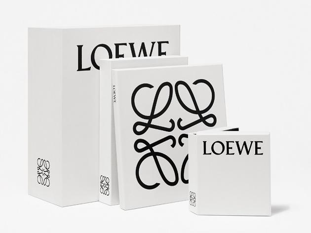 Loewe cambia su imagencorporativa
